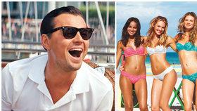 Leonardo DiCaprio si umí užívat. Foto: