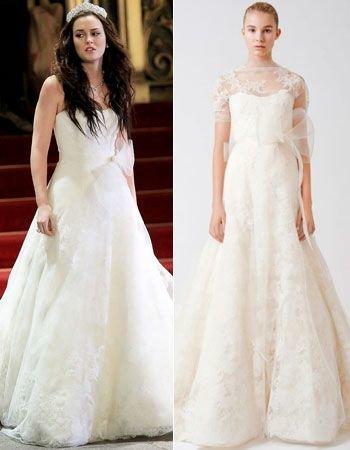 Svatební šaty Blair Foto: