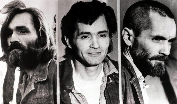 Charles Manson v průběhu let Foto: isifa.com