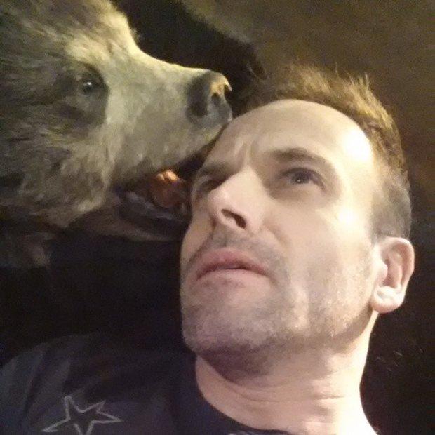 Sherlock Holmes: Johnny s medvědem Foto: