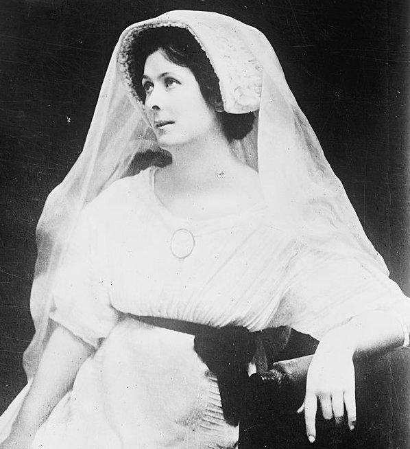 Isadora Duncan Foto: Wikimedia Commons; CC-A-SA 3.0