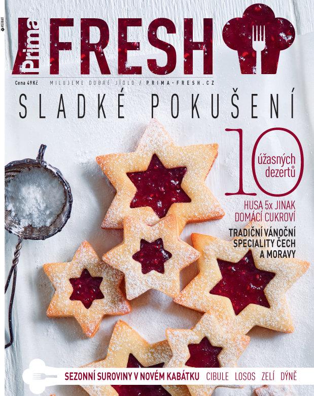 Časopis Prima FRESH 4 Foto: