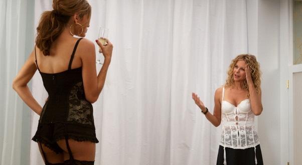 Ženy: Meg Ryan během setkání s milenkou
