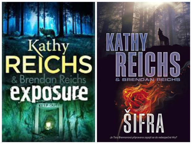 Hrdinové knih jsou Kathy a Brandona Reichs