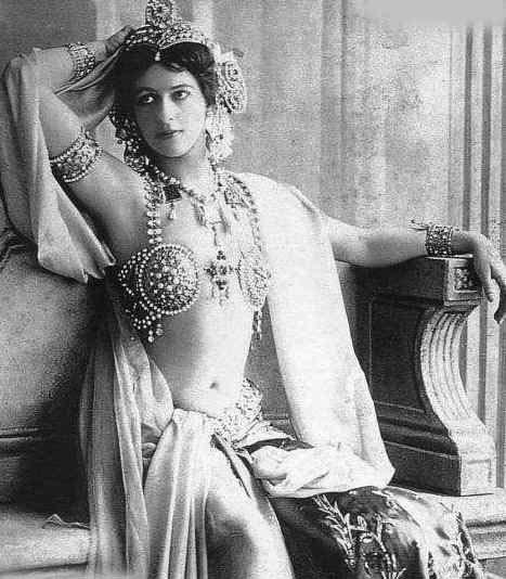 Mata Hari byla krásná žena Foto: Wikimedia Commons