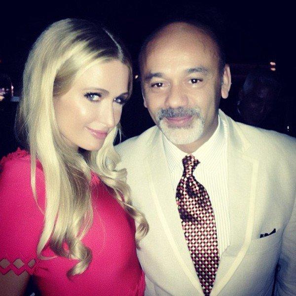 Paris Hilton patří mezi milovnice bot Manolo Blahnik Foto:
