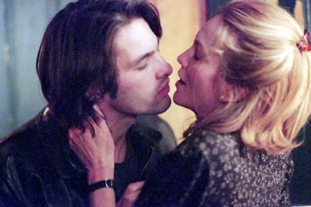 Nevěrná byla i Diane Lane s Olivierem Martinezem, Foto: