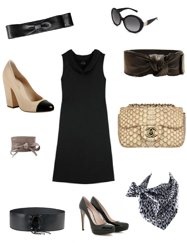 Coco Chanel a její šaty - Obrázek 1 typické malé černé Foto: