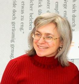 Anna Polytkovskaya  Foto: facebook.com