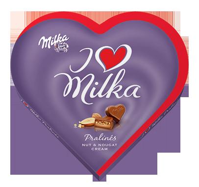 I love Milka Foto: