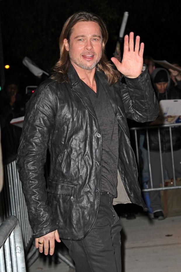 Brad Pitt je Angelině věrný i před filmovou kamerou Foto: isifa.com