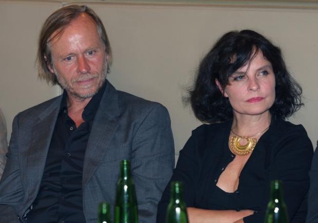 Jana Krausová se svým partnerem Karlem Rodenem Foto: Jiří Janoušek