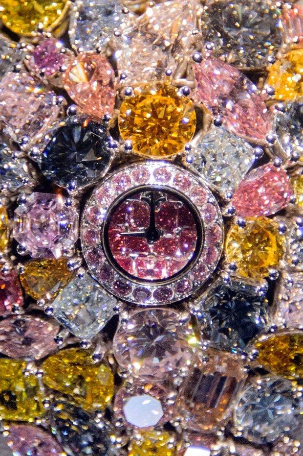 Nejdražší hodinky na světě Foto: isifa.com