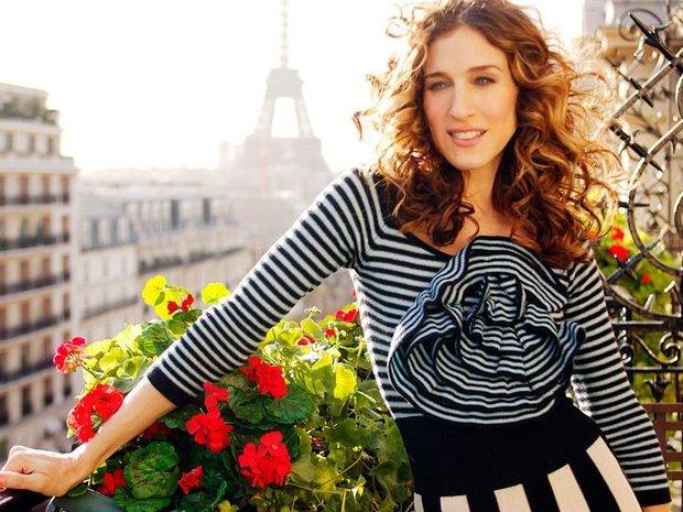 Sex ve městě: Carrie v Paříži
