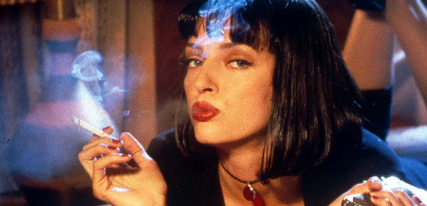 Uma Thurman v kultovním Pulp Fiction Foto: archiv Prima COOL