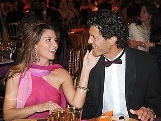Shaina Twain s manželem Foto: facebook.com