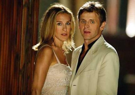 Sex ve městě: Petrovsky se snaží svést Carrie