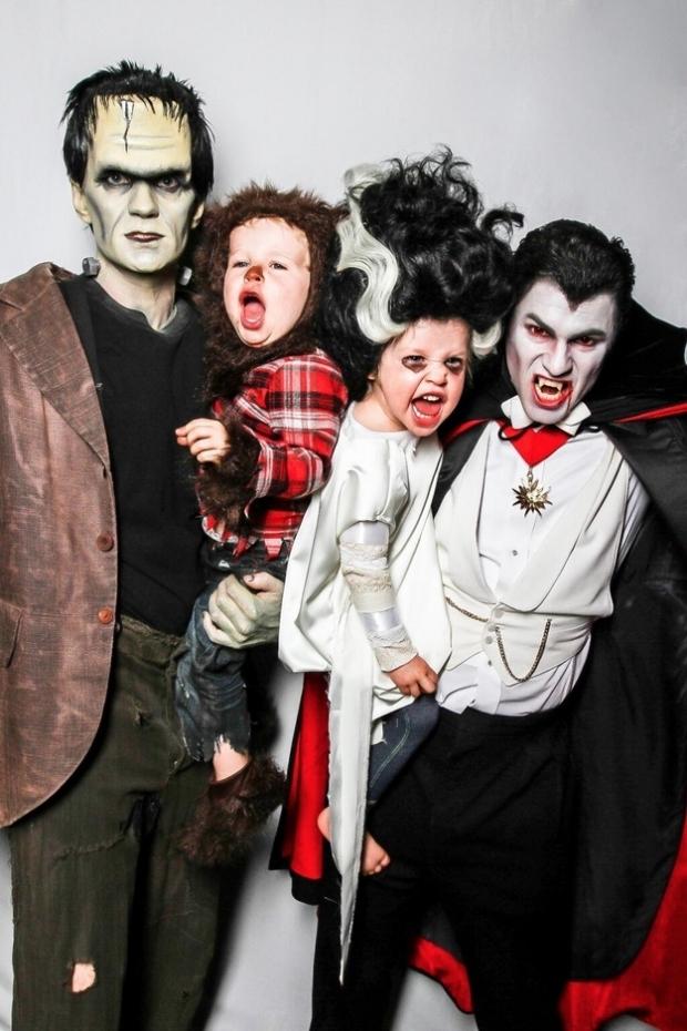 Neil Patrick Harris: druhý kostým na Halloween Foto: