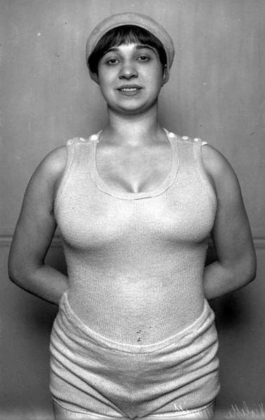 Violette Morris Foto: Agencé Rol/Wikimedia Commons