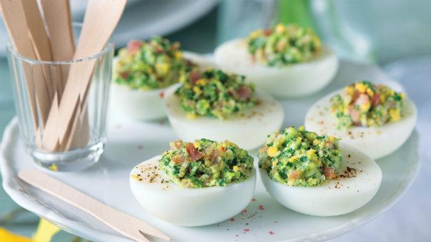 Plněná vejce Foto: Gurmet