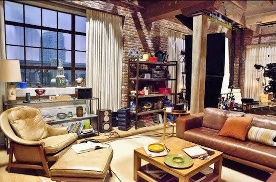 Nová holka - loft Foto: archiv