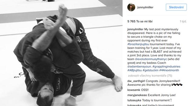 Sherlock Holmes - Miller zápasí v Jiu- Jitsu Foto: